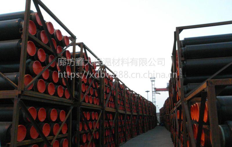 大同聚氨酯直埋防腐保温管检测合格