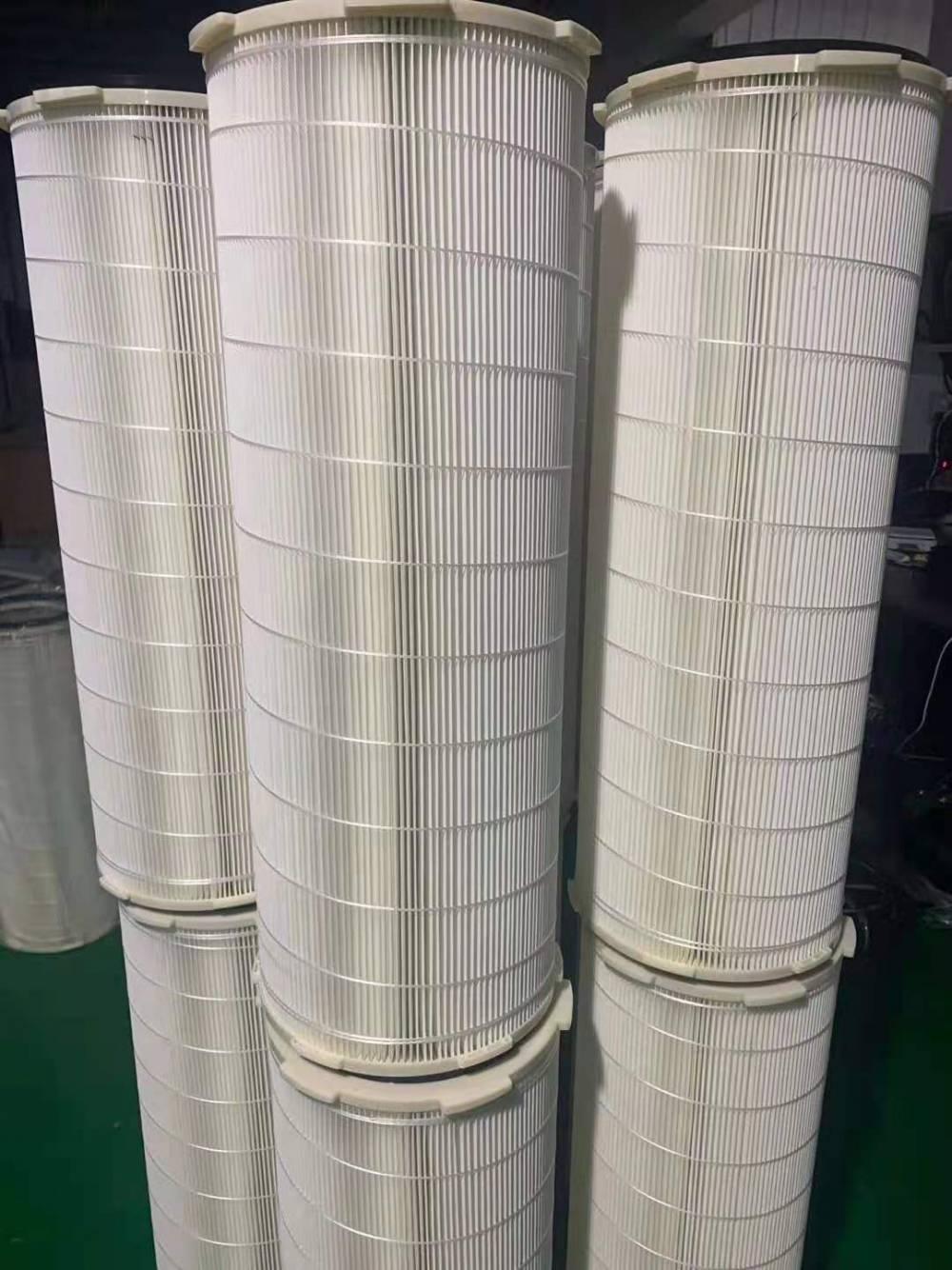 厂家生产酸碱废气吸收净化玻璃纤维除尘器除尘滤芯 滤筒