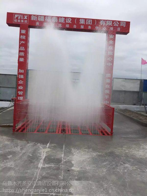 西宁建筑工地洗轮机价格 厂家直销工程车洗轮机