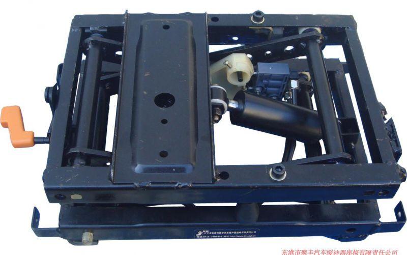 jf-c-15汽车卡车货车客车座椅改装气囊座椅气囊减震座椅底座图片