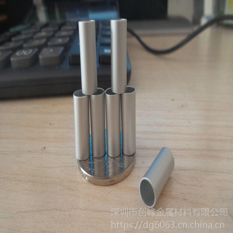 铝材厂家直销铝管铝型材 6063铝棒 薄壁铝管可加工定制
