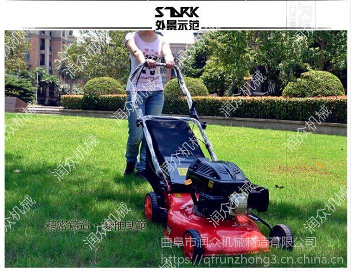 农业种植清草机 圆盘式式除草机 新型手推式剪草机