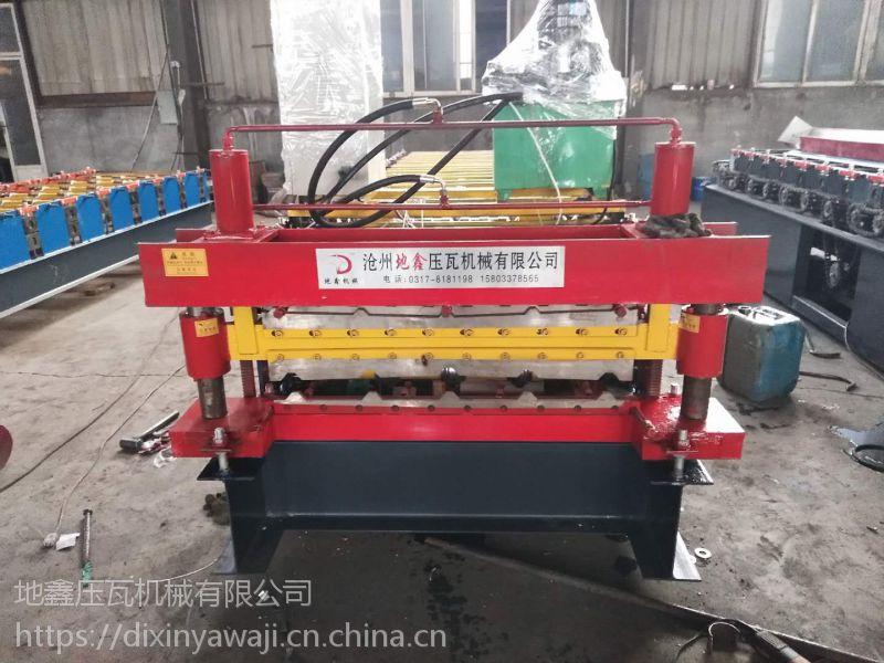 镀锌板设备集装箱板机器地鑫机械