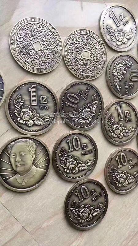 古典浮雕雕刻铝单板1亿人民币_10亿银币德普龙出售价?
