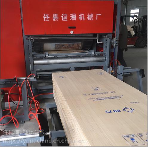 阻燃板、胶合板、多层板印刷设备河北谊瑞机械