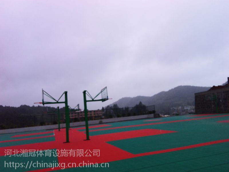 普安县悬浮地板安顺拼装地板厂家冀湘冠