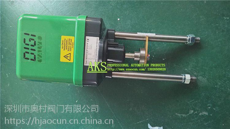 德国rtk调节阀 电动执行机构型号st5112 st5113 德国rtk中国代理图片