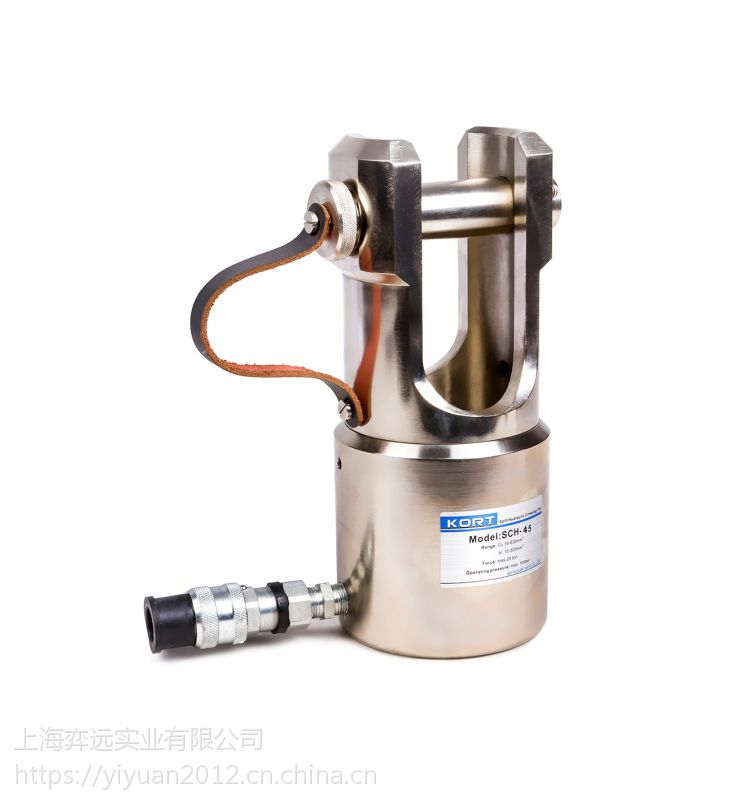 上海弈远60T分体式液压钳 SCH-60