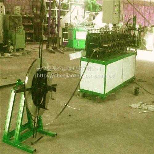 辰骄机械供应悬臂式扁钢矫直机价格