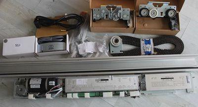 平陆电动平移玻璃门销售,自动门通用型机组18027235186