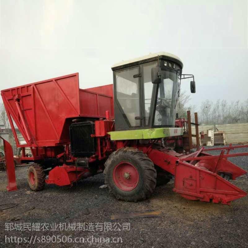 厂家直销多功能新款玉米秸秆青储机 牧草粉碎青贮机 青储机割台