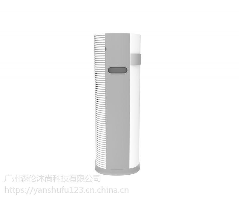 北京Survival森晨空气净化器MC6智能家用母婴房空气过滤净化除甲醛雾霾PM2.5信阳