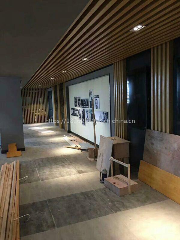 石家庄外墙铝方通每平方用多少米