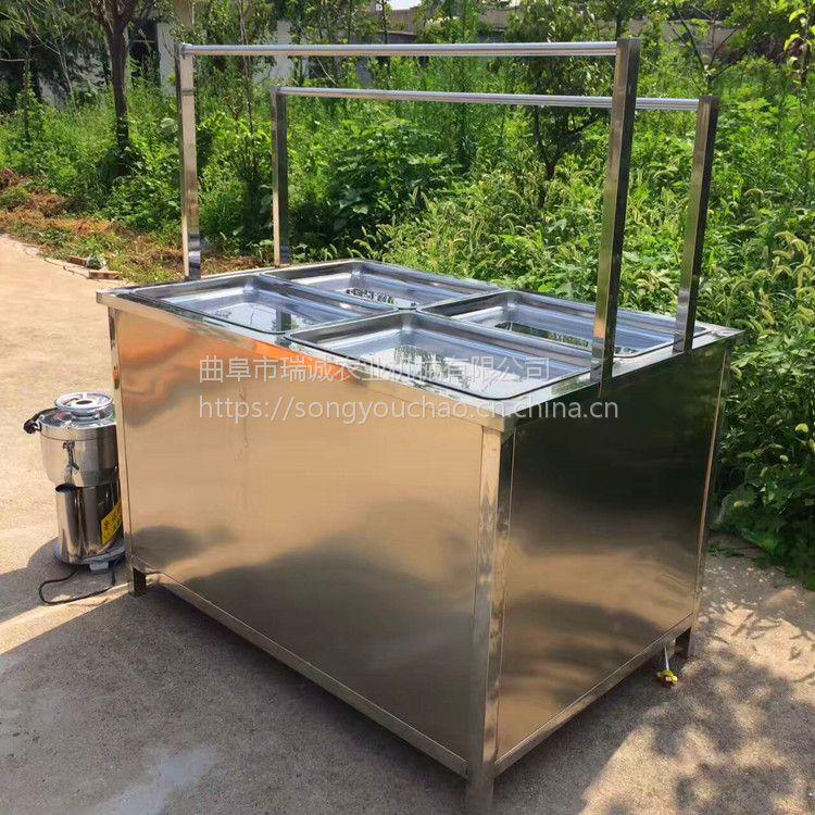 电气两用腐竹成型机 恒温蒸汽豆皮机价格 优质腐竹油皮机