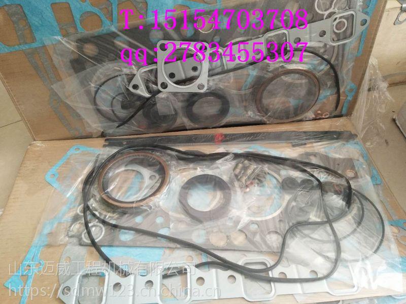 全力促销力士德SC80.8挖掘机B3.3发动机缸垫6204111830修理包