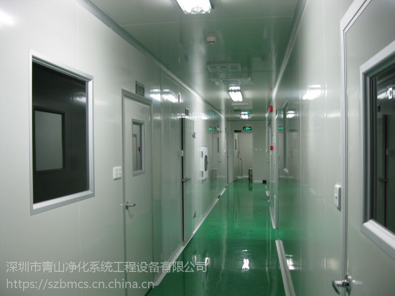 专业承接GMP制药车间 生物制药GMP车间设计装修