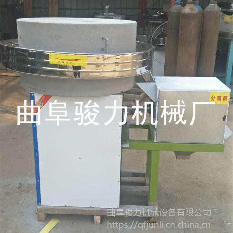 低价销售 电动杂粮面粉机 粮食加工粗粮石磨机 面粉石磨机 骏力