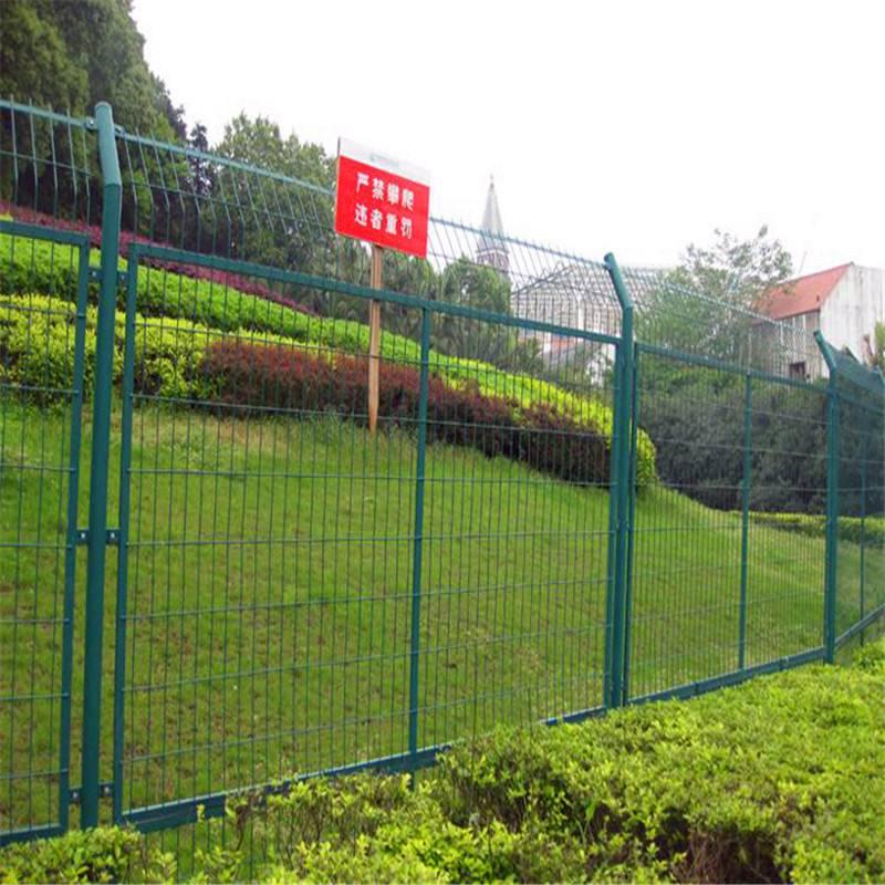 小区防护网 篮球场防护网 厂区护栏网