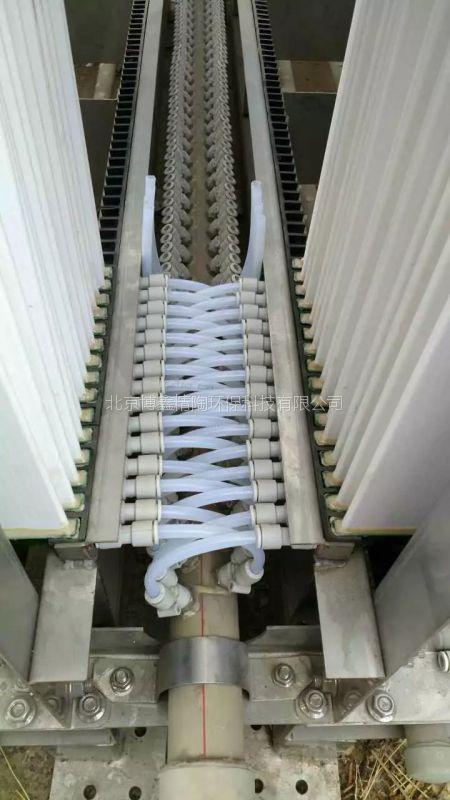 博鑫精陶我爱发明板式中空陶瓷膜养殖污水过滤系统