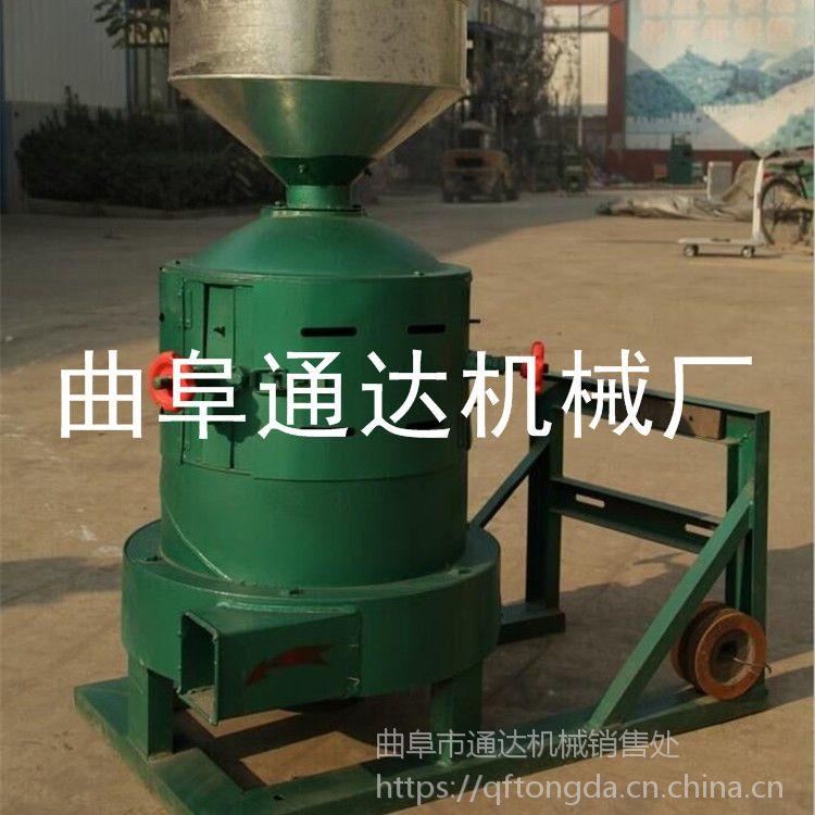 临沂 脱皮碾米机操作视频 通达 家用小型喷碾米机 玉米制椮机报价
