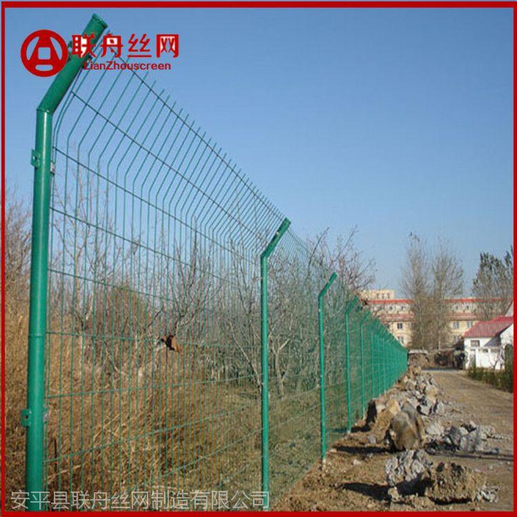 绿色圈地铁丝网 高品质绿色圈地铁丝网 河北工厂现货销售
