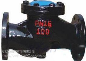宜州H41T-16 国标铸铁升降式法兰止回阀 单向阀 止逆阀 DN150DN150 DN200 H