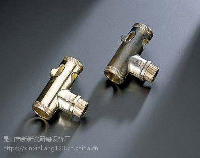 新新亮研磨供西安 /天津/上海/重庆磁力抛光机,磁力研磨机,去毛刺机