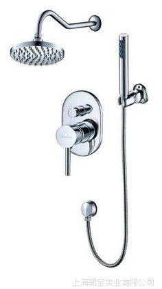 埃美柯YG37-90L26全铜浴缸 淋浴龙头 混水阀水龙头 明暗装 冷热