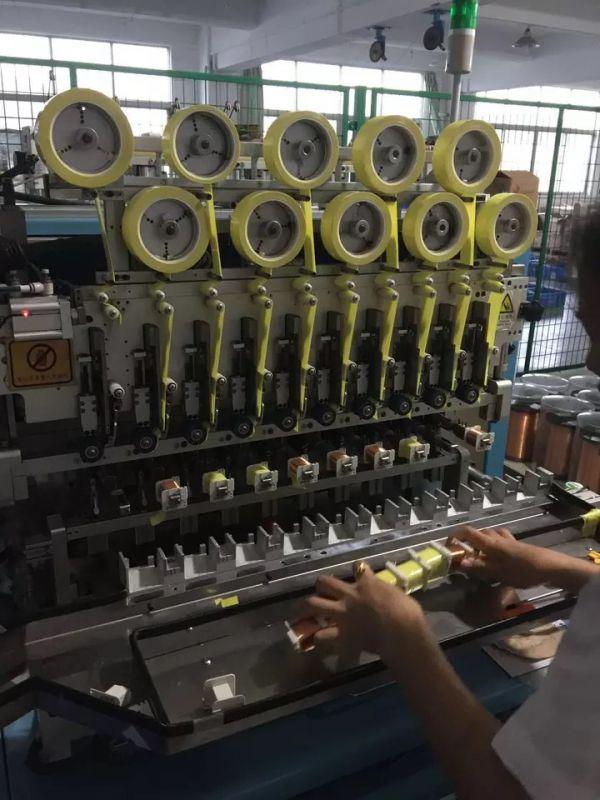 全自动半自动10轴8轴电机绕线卷线机