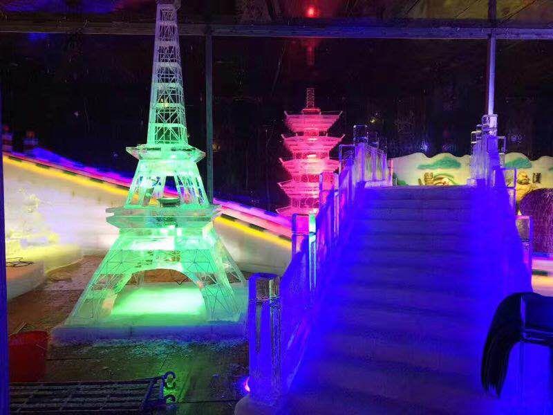 大型冰雕展制作冰雕艺术节出租冰雕展租赁