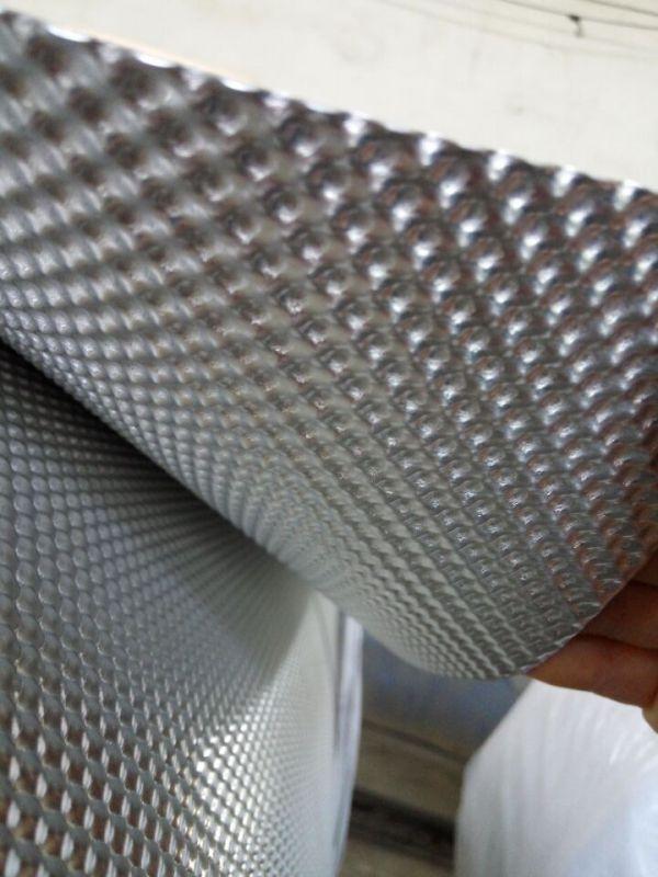 半球纹压花铝板加工--济南恒诚铝业有限公司