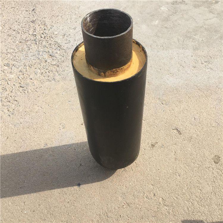 哈尔滨热力网管路保温钢管多少钱一米
