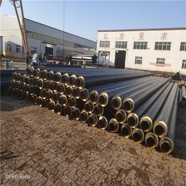 河南省郑州市,聚乙烯直埋保温管生产厂家,聚氨酯预制管