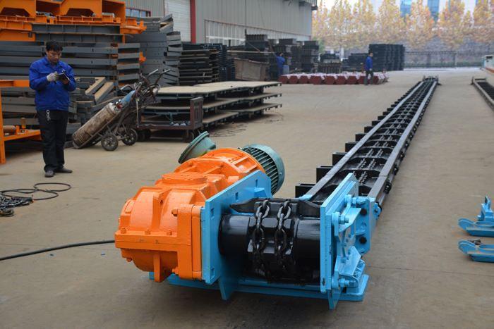 煤炭刮板输送机批发轴承密封 沙子刮板运输机濮阳