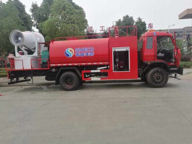 东风10吨消防抑尘车 消防抑尘车在哪儿买