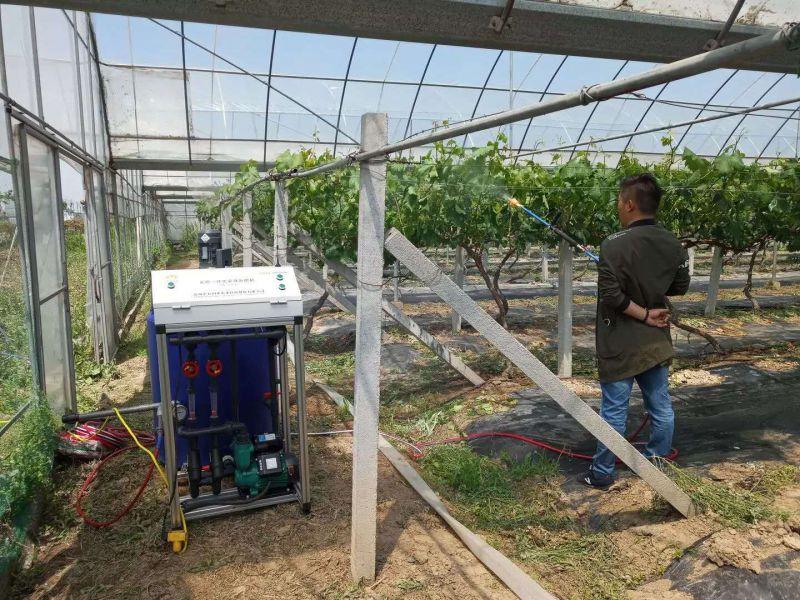 中农国业水肥药一体化智能施肥机