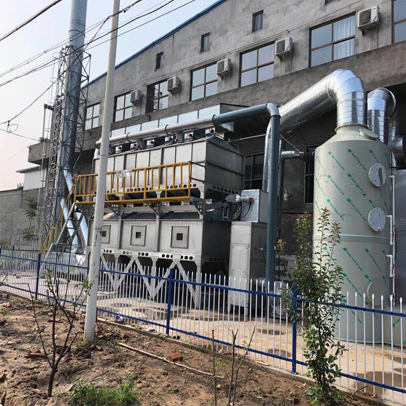 催化燃烧装置 脱附催化炉净化多种废气设备 嘉特纬德