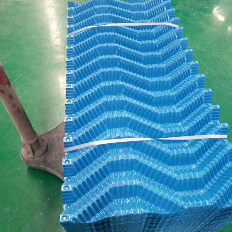 冷却塔填料 PVC淋水片