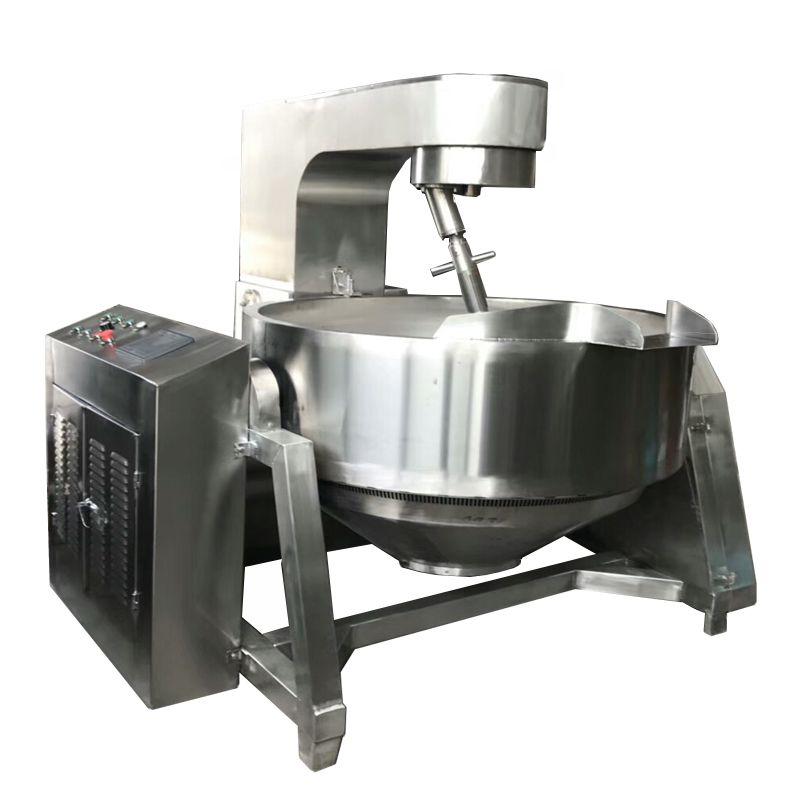 电磁加热/电加热/燃气加热/蒸汽加热行星搅拌锅