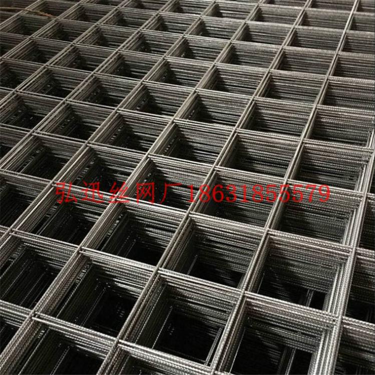 地热铁丝黑网片全国供应_弘迅电焊网厂长期预备现货