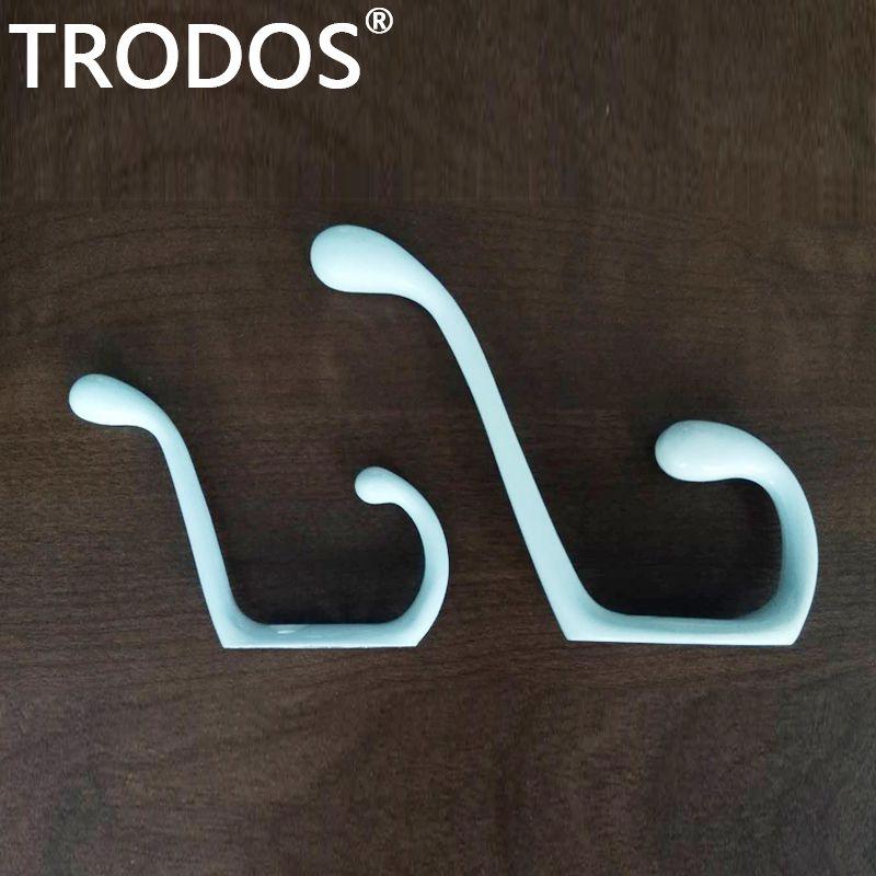 TRODOS白色挂衣钩实拍视频