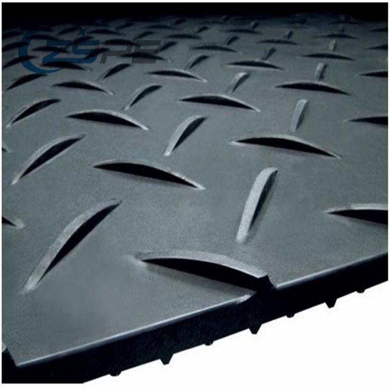 耐磨损 不断裂 安装方便 地面保护铺路板 hdpe聚乙烯临时路板 厂家直销