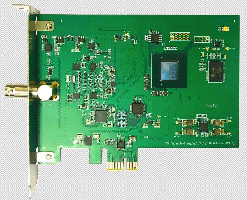 原厂供应DAB全制式数字电视卡,码流卡EL-810
