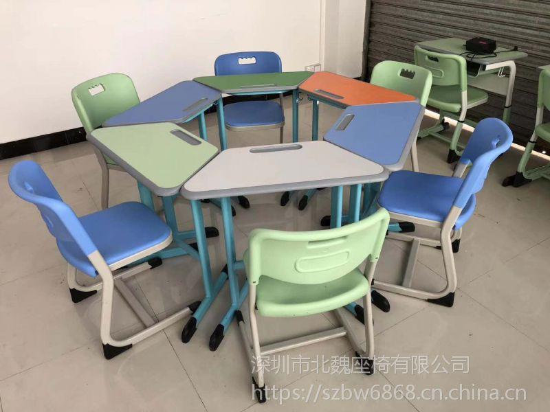 学生课桌椅多少钱一套***学生用的课桌椅大概多少钱一套