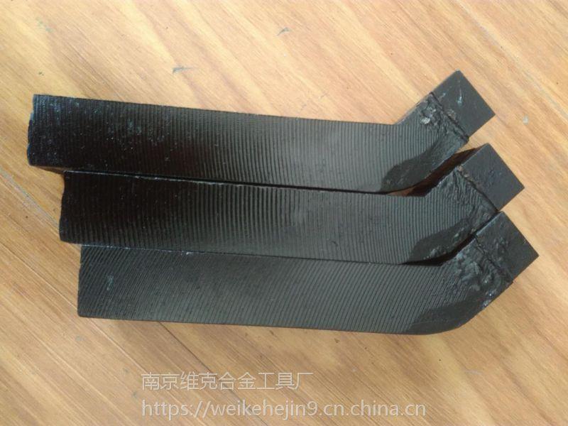 厂家直销维克焊接车刀45度 YT15 YT5 YG8 YT726 12*12-25*30