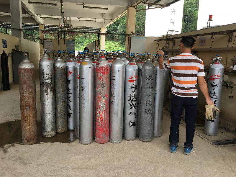 深圳观澜龙华氧气乙炔二氧化碳