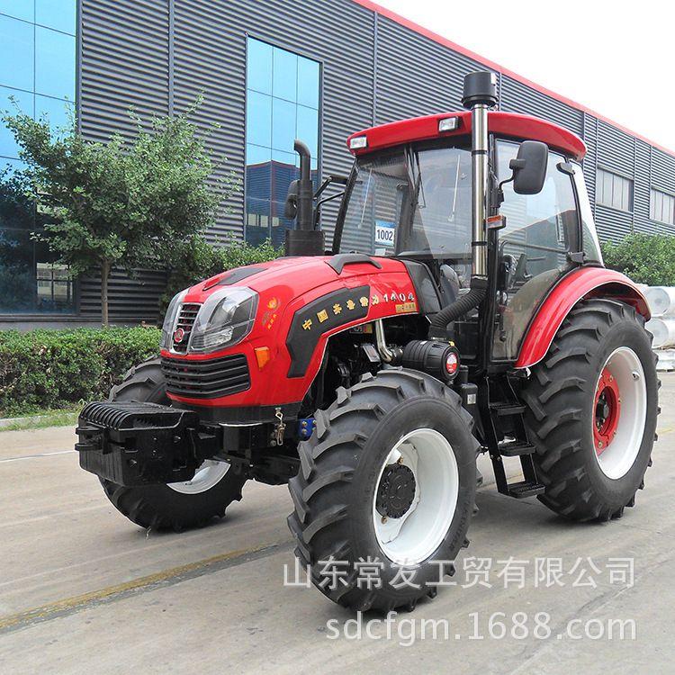 多缸四驱大马力拖拉机 中型四轮农用拖拉机