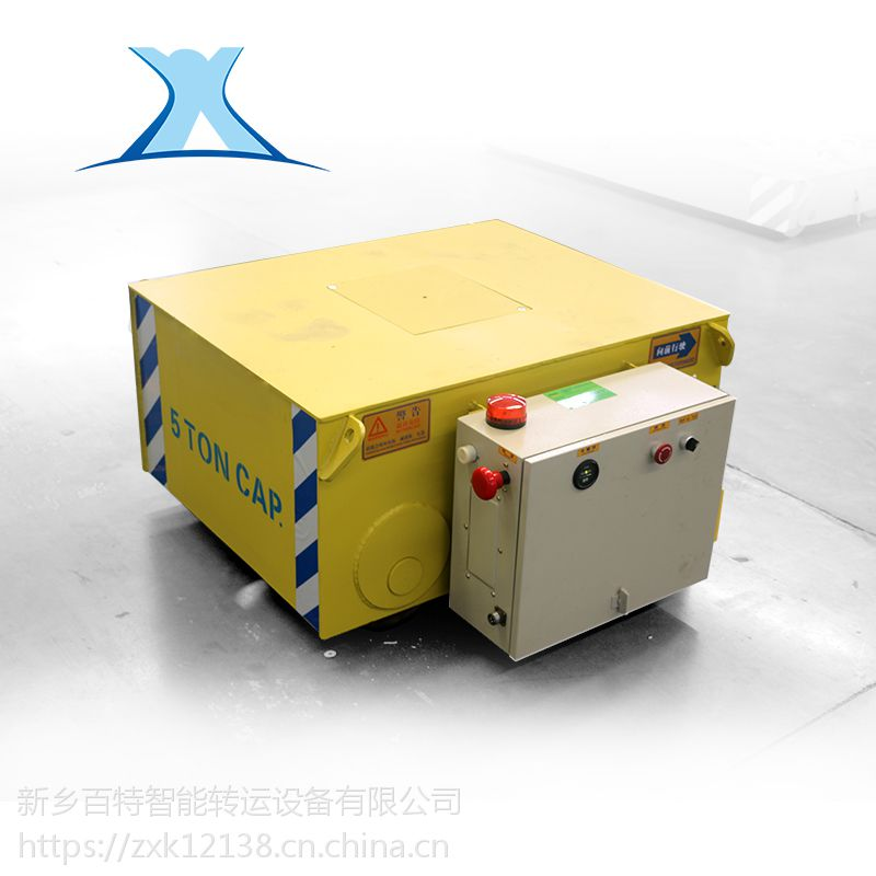 无轨平车电动平板搬运车电动液压升降小车非标定制