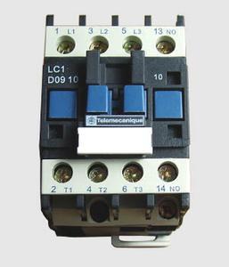 绍兴市LC1-D50交流接触器
