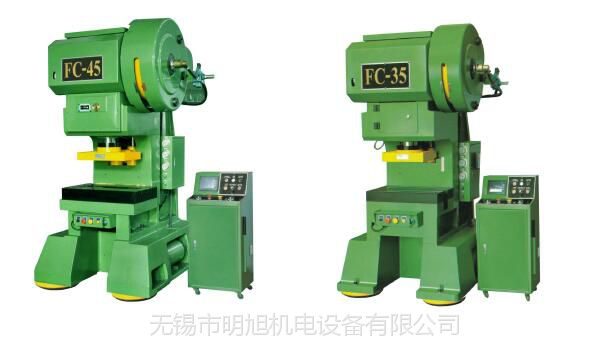 宁波富川机械 FC-16,25,35,45,60,80三圆导柱高速冲床!